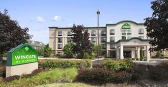 绍姆堡温盖特温德姆会议中心酒店 - 绍姆堡 - 建筑