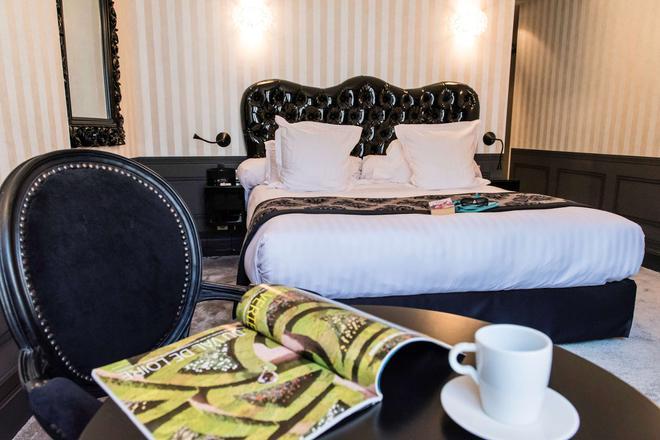阿尔克西佳酒店 - 奥尔良 - 睡房