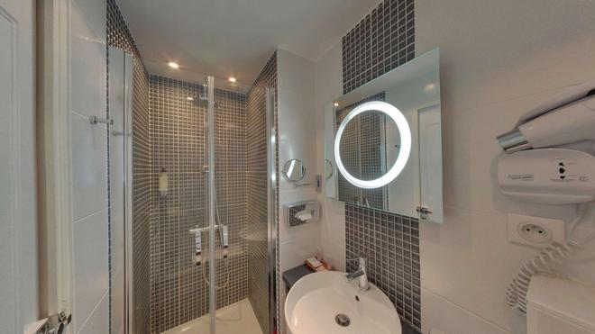阿尔克西佳酒店 - 奥尔良 - 浴室