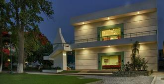 洛斯奥利沃斯Spa酒店 - 瓦哈卡 - 建筑