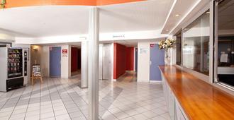 波尔多伊瑟尔公园及套房酒店 - 波尔多 - 大厅