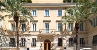 非洲角酒店 - 罗马 - 建筑