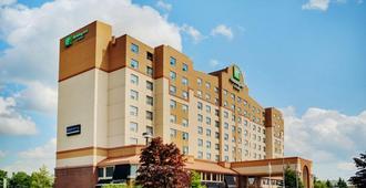 西渥太华-卡纳塔假日套房酒店 - 渥太华 - 建筑