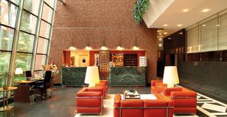 库尼基路易瑟德拉格生活旅馆 - 柏林 - 大厅