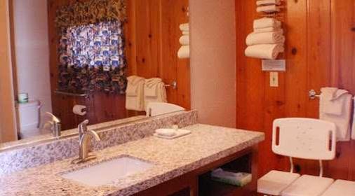 布法罗比尔班村酒店 - 科迪 - 浴室