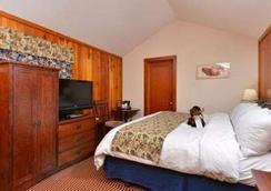 布法罗比尔班村酒店 - 科迪 - 睡房