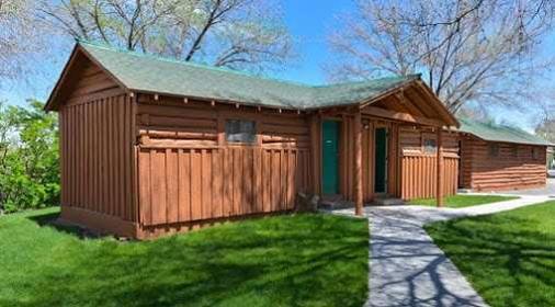 Buffalo Bill Village Cabins - 科迪 - 建筑