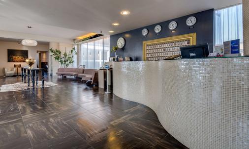 法尔内塞加贝斯特韦斯特优质酒店 - 帕尔马 - 柜台