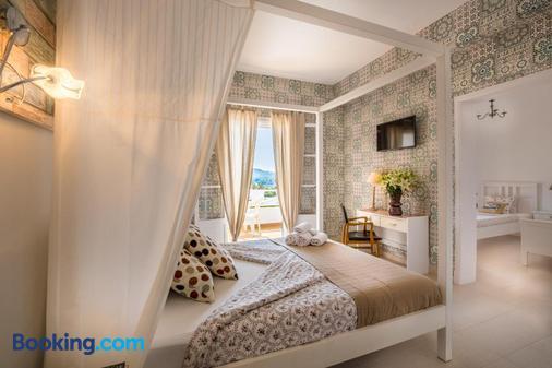 贝拉科利纳1953年一号老式酒店 - 卡尔维亚 - 睡房