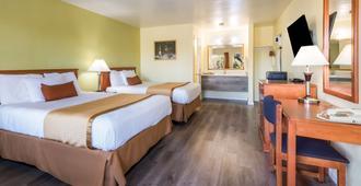 圣罗莎美洲最超值旅馆 - 圣罗莎 - 睡房