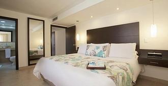 卡皮拉德尔玛尔酒店 - 卡塔赫纳 - 睡房