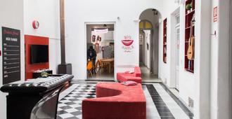 学生青年旅舍 - 蒙得维的亚 - 大厅