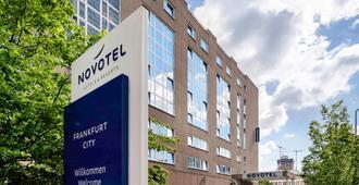 法兰克福诺富特酒店 - 法兰克福 - 建筑