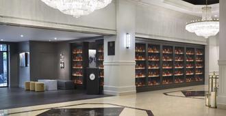 萨凡纳德索托希尔顿酒店 - 萨凡纳 - 大厅