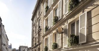 巴黎蒙马特艺术酒店 - 巴黎 - 户外景观
