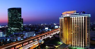 曼谷森塔拉拉甲优中央广场酒店 - 曼谷 - 户外景观