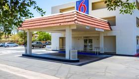 凤凰城天普牧师道亚利桑那州立大学6号汽车旅馆 - 坦培 - 建筑