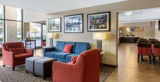 波士顿凯富酒店 - 波士顿 - 大厅