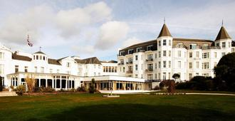 皇家巴斯酒店 - 伯恩茅斯 - 建筑