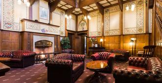 埃尔姆河岸旅馆酒店 - 约克 - 休息厅