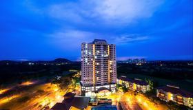 爱法摩沙度假村 - 马六甲 - 建筑