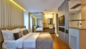 维拉奥林匹亚雷迪森酒店 - 圣保罗 - 睡房