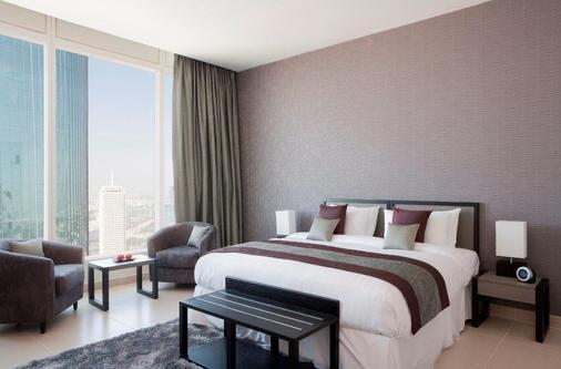 纳斯马大厦酒店公寓 - 迪拜 - 睡房