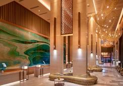芭堤雅阿玛瑞海景酒店 - 芭堤雅 - 大厅