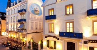 德尔科勒恩普瑞兹罗曼蒂克酒店 - 巴登-巴登 - 建筑