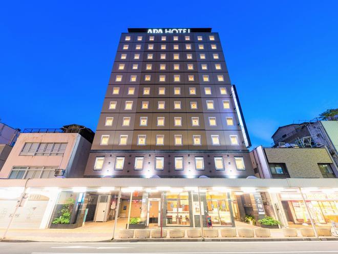 新泻古町阿帕酒店 - 新泻 - 建筑
