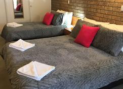 山景汽车旅馆和度假小屋 - 大厅峡 - 睡房