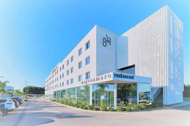 8浦酒店 - 莱切 - 建筑