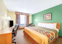 麦金尼-普莱诺区速8酒店 - 麦金尼 - 睡房