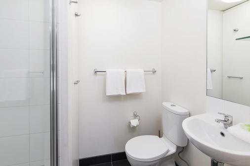 北墨尔本城市边缘服务式公寓 - 墨尔本 - 浴室