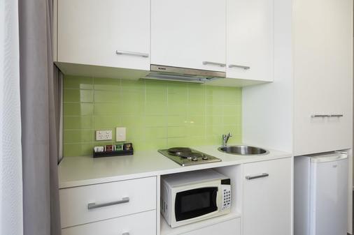 北墨尔本城市边缘服务式公寓 - 墨尔本 - 厨房
