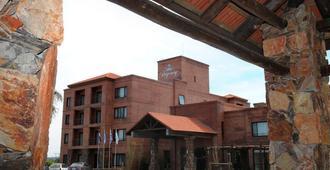 摄政公园酒店+温泉 - 蒙得维的亚