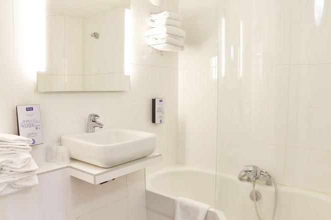 凯里亚德酒店-博讷市 - 博恩 - 浴室