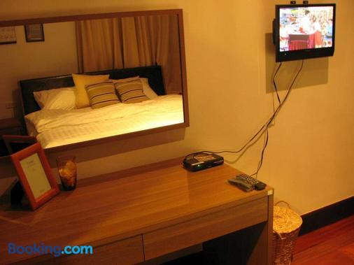 House23酒店 - 曼谷 - 睡房