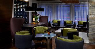 复古酒店,金普顿酒店 - 西雅图 - 休息厅