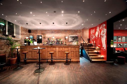 赫尔斯滕酒店 - 斯德哥尔摩 - 酒吧