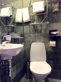 赫尔斯滕酒店 - 斯德哥尔摩 - 浴室