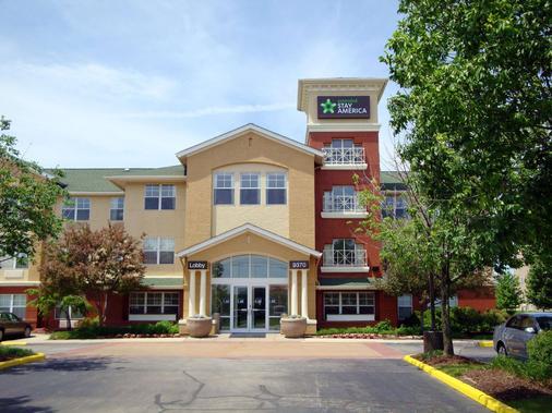 印第安纳波利斯西北I-465美国长住酒店 - 印第安纳波利斯 - 建筑