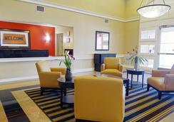 印第安纳波利斯西北I-465美国长住酒店 - 印第安纳波利斯 - 大厅