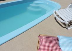普萨达泰拉苏尔酒店 - 阿雷格里港 - 游泳池