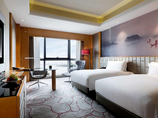 温州奥嘉铂尔曼酒店 - 温州 - 睡房