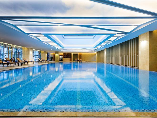 温州奥嘉铂尔曼酒店 - 温州 - 游泳池