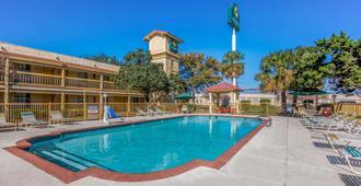 圣安东尼奥万斯杰克逊拉奎塔酒店 - 圣安东尼奥 - 游泳池