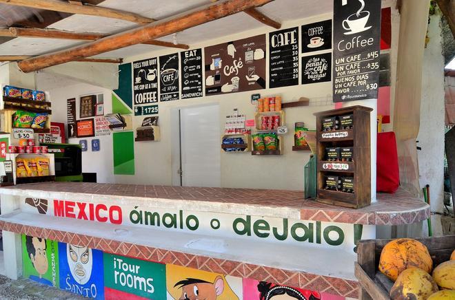 墨西哥图鲁姆艾拓酒店 - 图卢姆 - 柜台
