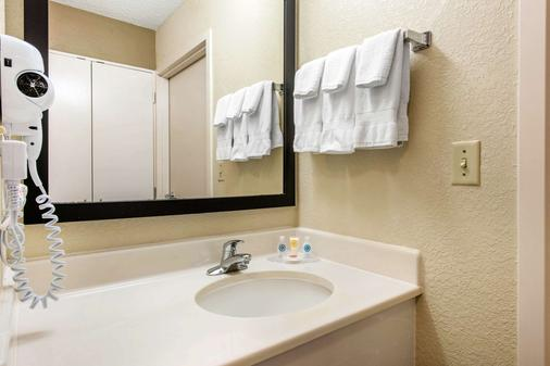 近奥兰多环球影城度假村凯富套房酒店 - 奥兰多 - 浴室