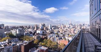 莱斯六十酒店 - 纽约 - 睡房